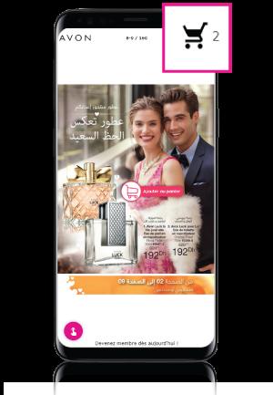 Avon Maroc Catalogue